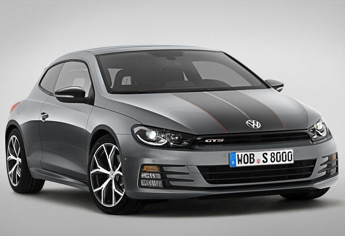 Volkswagen Scirocco GTS, retour après un an de pause #1