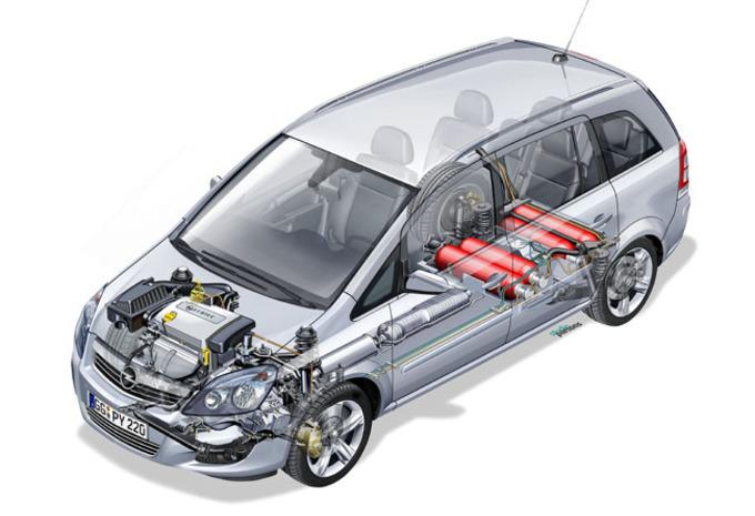 Deux nouveaux moteurs Opel #1