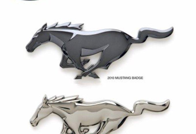 Fotos Nieuw Mustang Logo Autogids