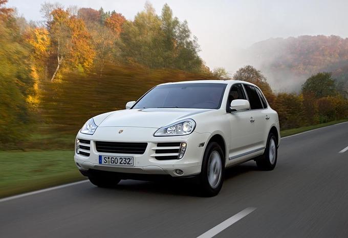 Porsche Cayenne Diesel #1