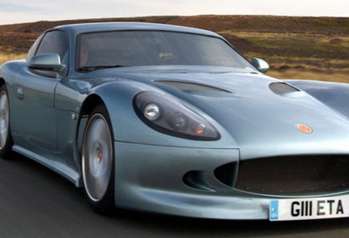 Ginetta G50 EV électrique #1