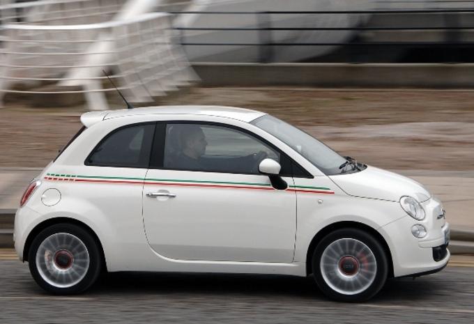 Fiat 500 Start&Stop #1
