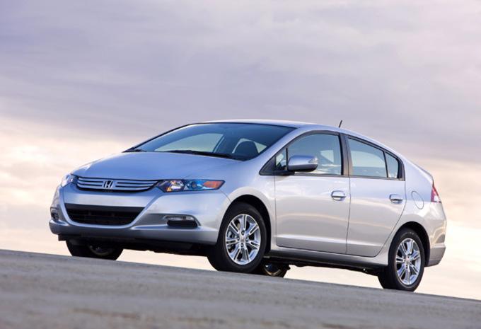 La Honda Insight en tête au Japon #1