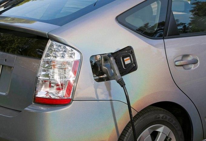 Toyota Plug-in en Europe #1