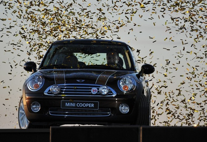 mini cooper 50 jaar 50 jaar Mini   AutoGids mini cooper 50 jaar