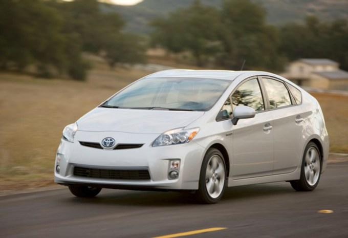 Toyota Prius voiture de l'année au Japon #1