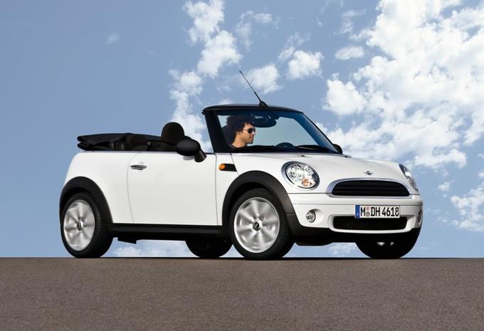 Mini One Cabrio #1