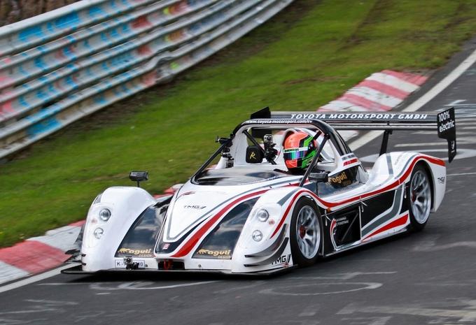 Record électrique pour Toyota au Nürburgring #1