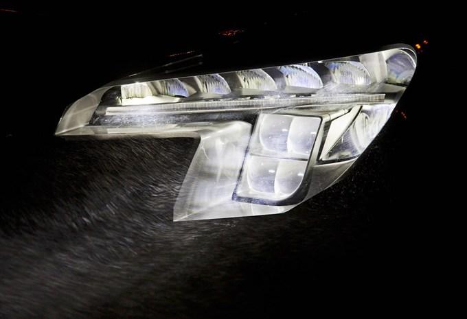Éclairage à rampe matricielle Opel #1