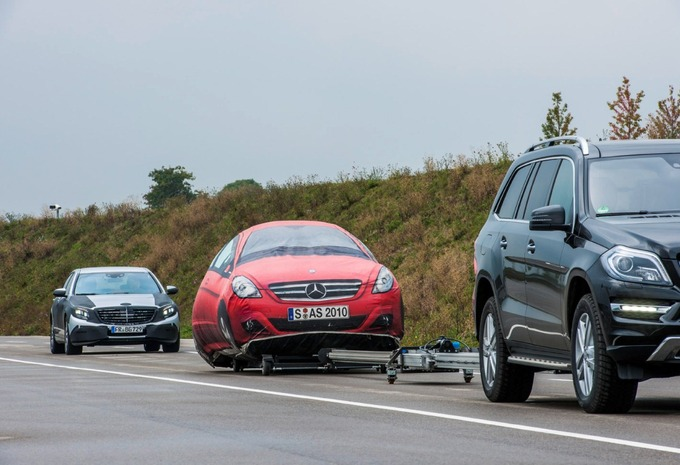Mercedes Intelligent Drive #3