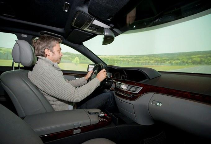 Mercedes Intelligent Drive #5