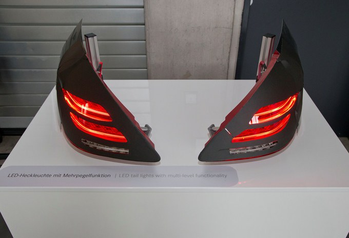 Mercedes Intelligent Drive #8