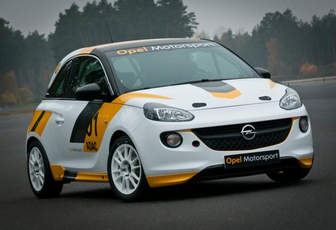 Opel keert terug naar de autosport #2
