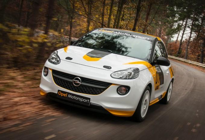 Opel keert terug naar de autosport #4