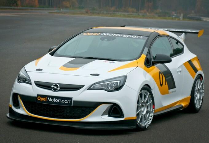 Opel keert terug naar de autosport #7
