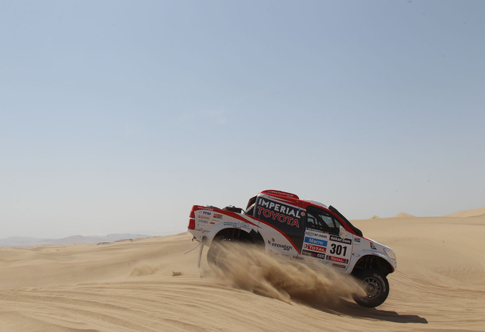 Dakar - Team Overdrive #1