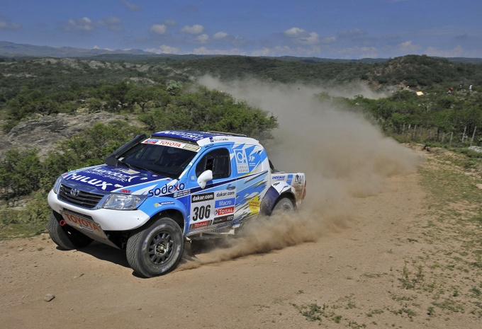 Dakar Team Overdrive #1