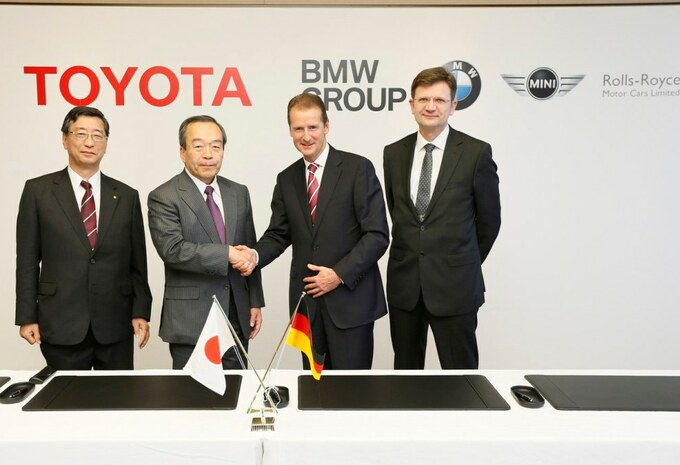 Collaboration BMW et Toyota #1