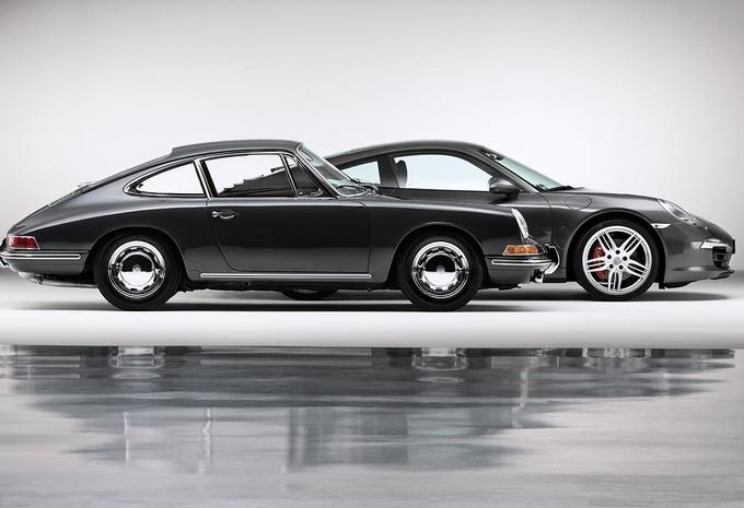 50 ans de Porsche 911 #1
