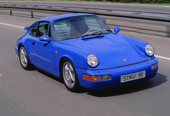 50 ans de Porsche 911 #2