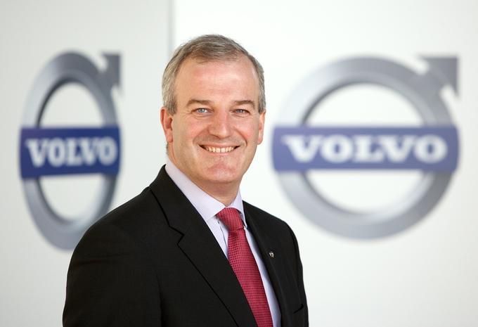 Nieuwe directeur Volvo Belgium - AutoGids