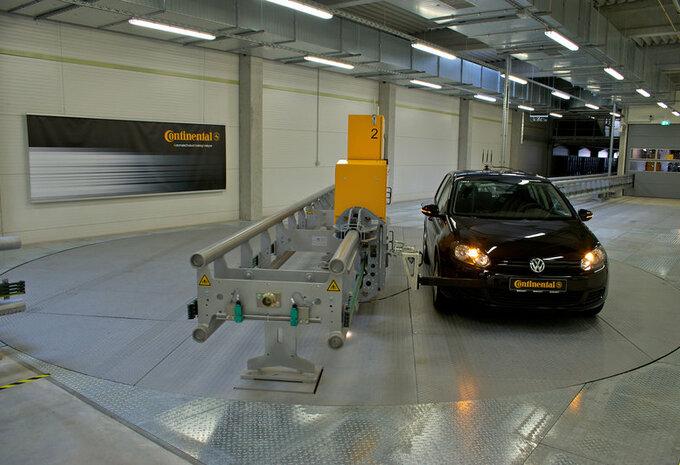 Nieuw testcentrum Continental #2