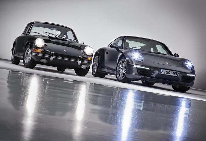 Porsche récompense son personnel #1