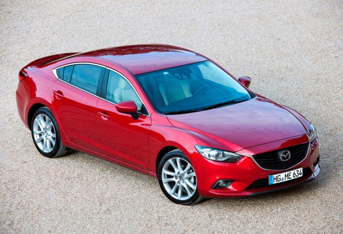 Mazda 6 Lease Car of the Year #1