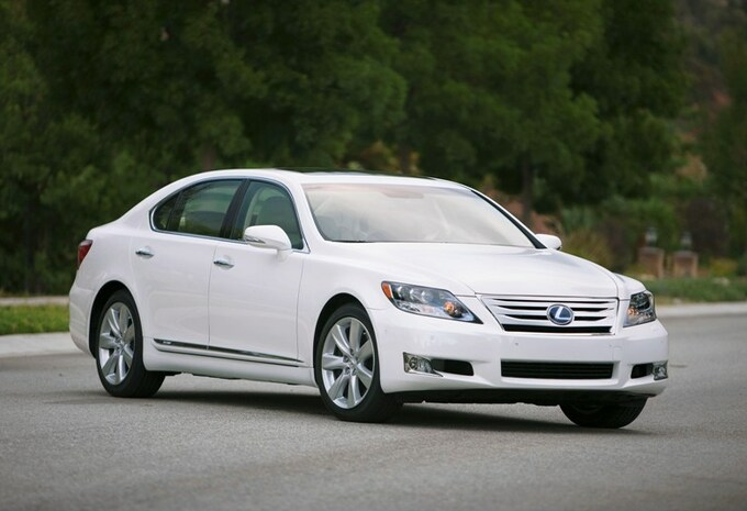 5 millions d'hybrides Toyota et Lexus #3