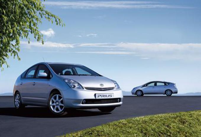 5 millions d'hybrides Toyota et Lexus #8