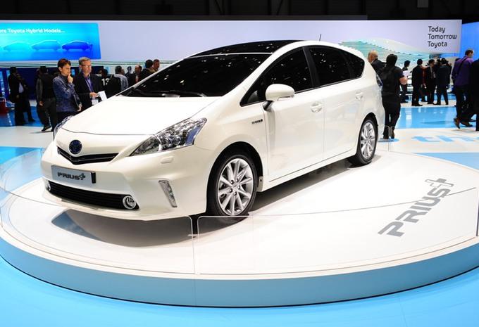 5 millions d'hybrides Toyota et Lexus #9