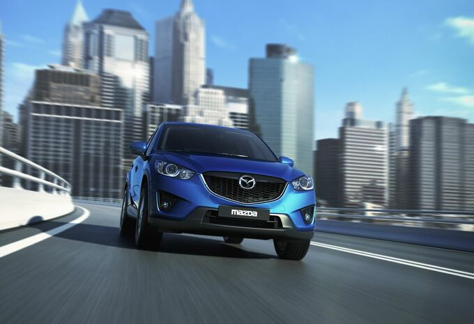 Mazda maakt winst #1