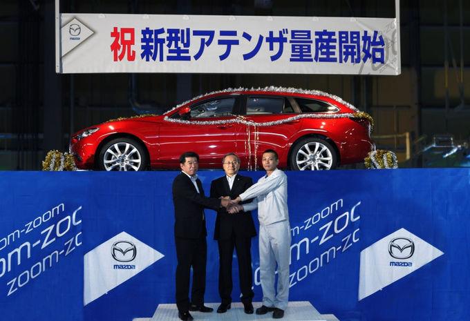 Mazda maakt winst #2