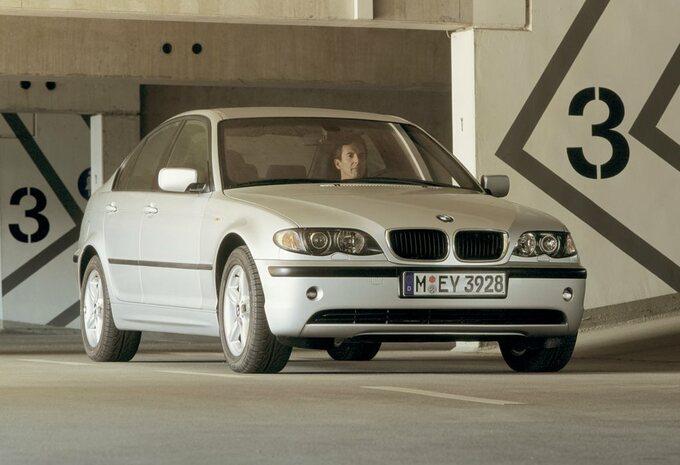 Rappel de BMW Série 3 #1