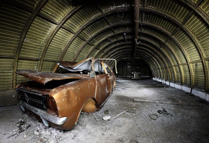 La Mini Clubman du tunnel de Longbridge #1