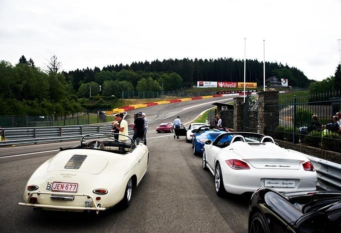 Porsche Francorchamps Days #1