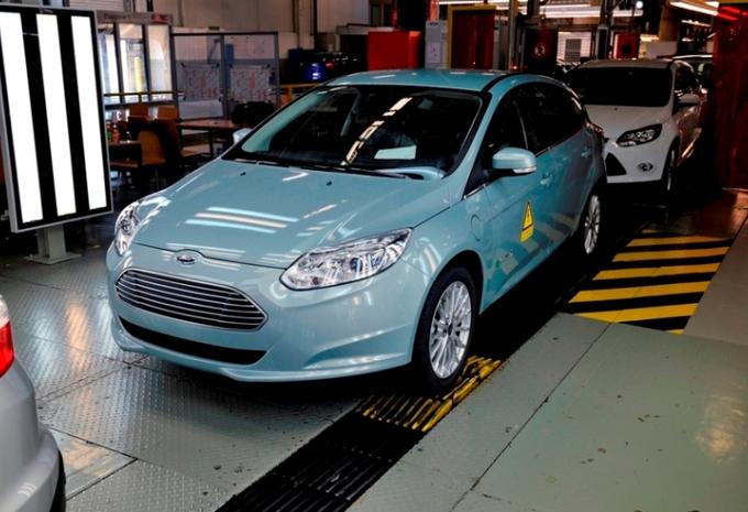 Ford Focus électrique en Europe #1