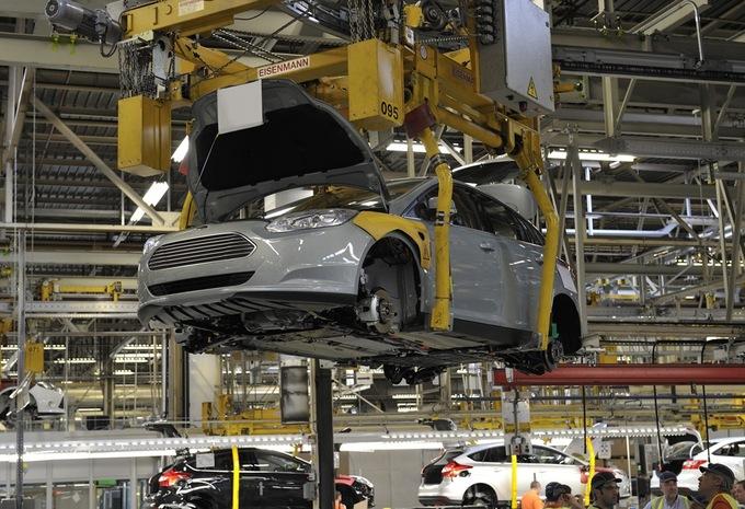 Ford Focus électrique en Europe #3