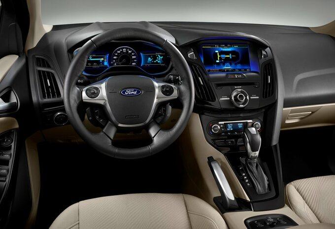 Ford Focus électrique en Europe #6