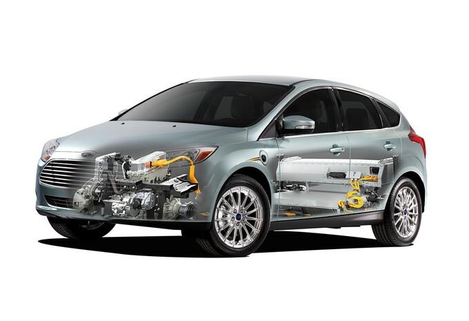 Ford Focus électrique en Europe #7