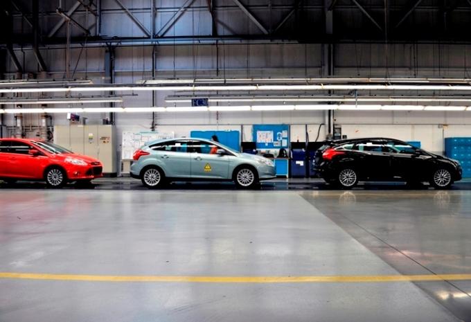 Ford Focus électrique en Europe #8