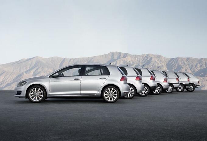 30 miljoenste VW Golf #1