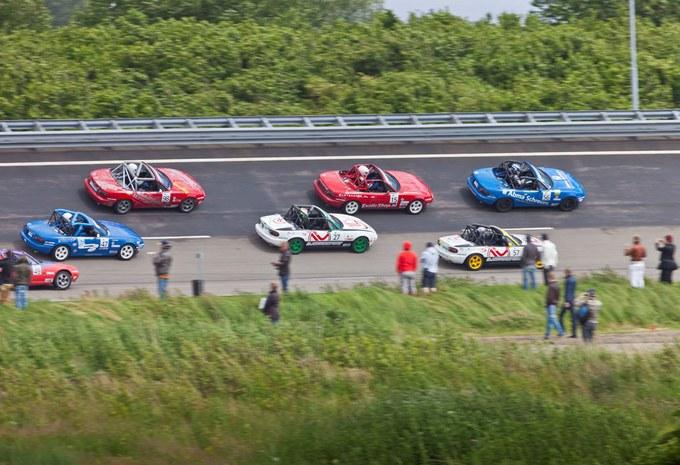 Recordparade met Mazda's MX-5 #7