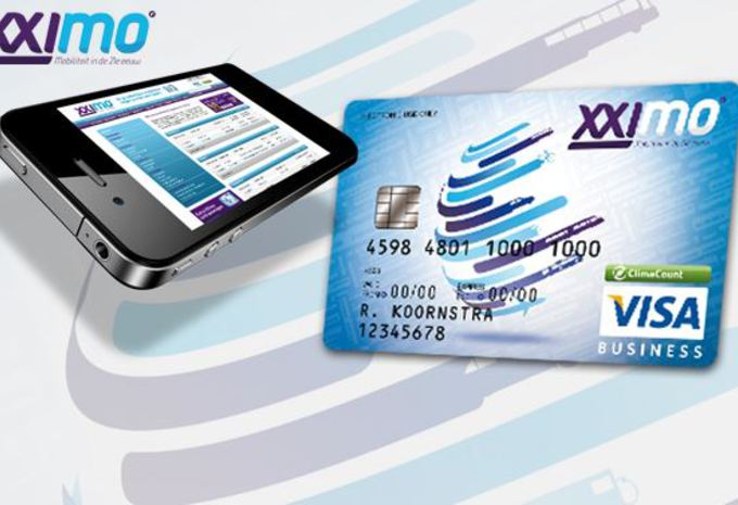XXImo-mobiliteitskaart  #1