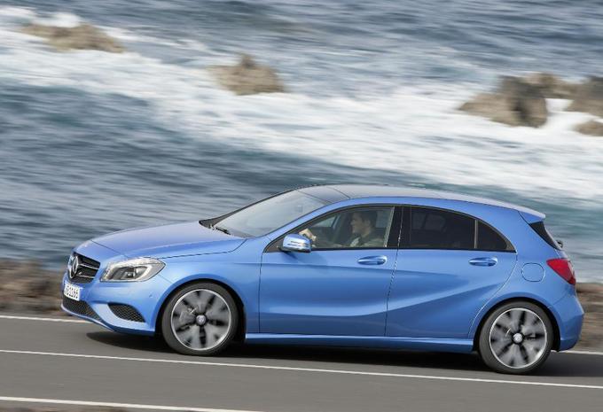 Gasprobleem voor Mercedes in Frankrijk #1