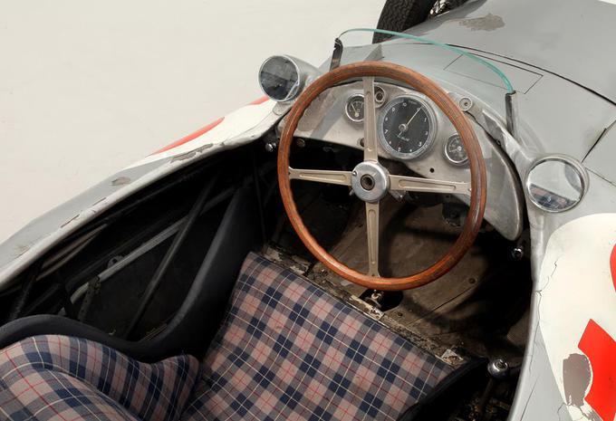 Record d'enchères pour la Mercedes W196 de Fangio #5