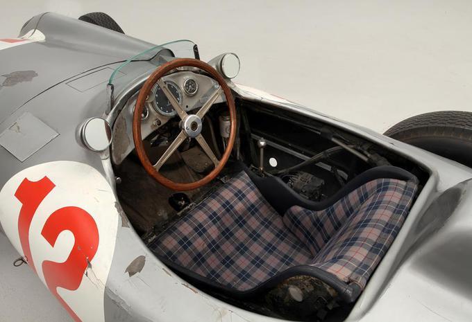 Record d'enchères pour la Mercedes W196 de Fangio #6