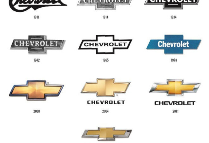 Chevrolet-logo is 100 jaar oud #1