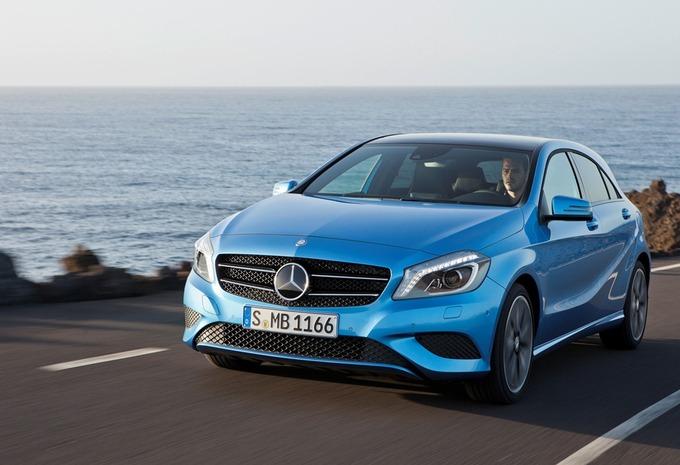 Mercedes peut à nouveau immatriculer en France #1