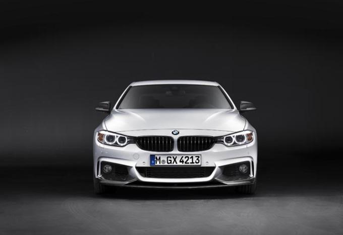 M Performance-pack voor BMW 4-Reeks  #4